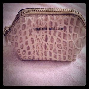 Karen Millen makeup bag